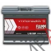 Аккумулятор   FIAMM 50Ач  450 A  207/175/190