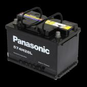 Аккумулятор Panasonic 80Ач 650А 310/175/190