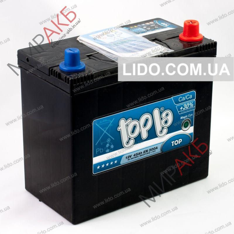 Аккумулятор   TAB 55(45)Ач  540 Aзия 219/135/ 225