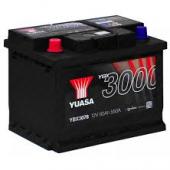 Аккумулятор  YUASA YBX3078   60Ah  550 A    242/175/190