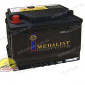 Аккумулятор  MEDALIST   61Ah  600 A    242/175/190