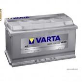 Аккумулятор  VARTA 110Ач  SILVER DYNAMIC 920 A 393/175/190