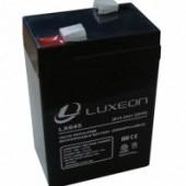 Промышленные аккумуляторы- технологии AGM LUXEON LX645