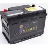 Аккумулятор  MEDALIST   71Ah  640 A  57113  275/175/190