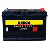 Аккумулятор BERGA 95Ач  asia 830 A  306/173/225