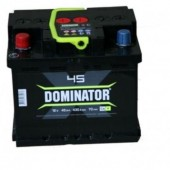 Аккумулятор DOMINATOR  6CT- 45Ah 430A 207/175/175