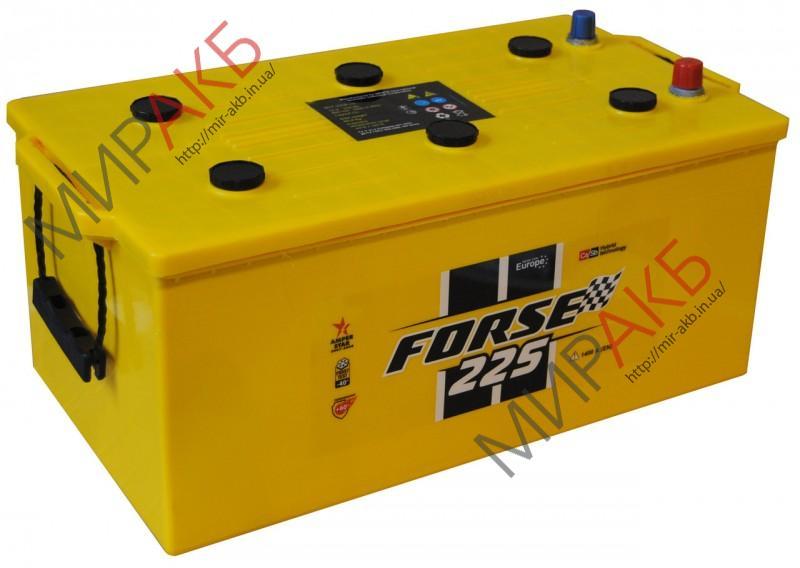 Аккумулятор FORSE  225Ah  1500A    518/273/242