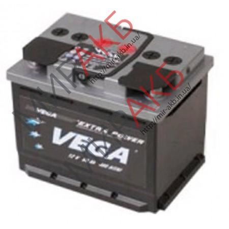 Аккумулятор VEGA  6CT- 45Ah 430A 207/175/175