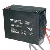 Промышленные аккумуляторы- технологии AGM BB FTB155-12