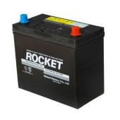 Аккумулятор  ROCKET   45Ah  330 A азия    238/129/225