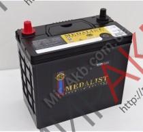 Аккумулятор  MEDALIST   58Ah  510 A азия    238/129/225