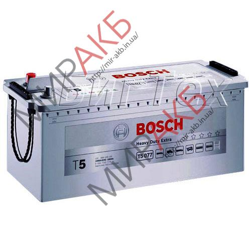 Аккумулятор   BOSCH 225Ач T5 SILVER PLUS 1150 A  518/276/242