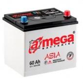 Аккумулятор  amega asia m7 60Ач  540А азия 232/173/225