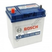 Аккумулятор BOSCH 40Ач  S4 330 A азия 187/140/227