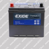 Аккумулятор   EXIDE 38Ач PREMIUM 350 A азия 187/127/227