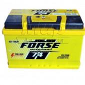 Аккумулятор FORSE 74Ah   720A  278/175/190