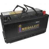 Аккумулятор  MEDALIST   100Ah   850A    353/175/190