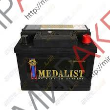 Аккумулятор  MEDALIST 45Ач  420А  207/175/190