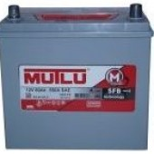 Аккумулятор  MUTLU 60Ач  550А азия 232/173/225