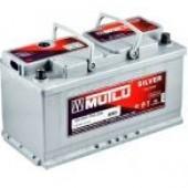 Аккумулятор  MUTLU 80Ач  640А  315/175/175