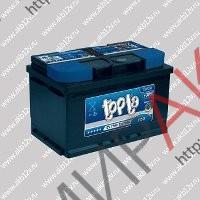 Аккумулятор  TOPLA 62Ач  540А  242/190/190