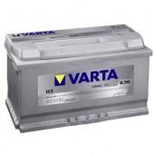 Аккумулятор VARTA 100Ач  SILVER DYNAMIC H3 830 A 353/175/190