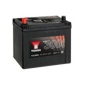 Аккумулятор  YUASA YBX3005  60Ah  450 A  азия  220/173/225