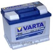 Аккумулятор VARTA 60Ач  BLUE DYNAMIC D43,24 540 A  242/175/190