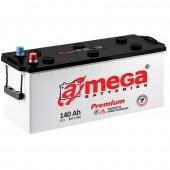 Аккумулятор  amega м7  145Ah   900A  513/189/223
