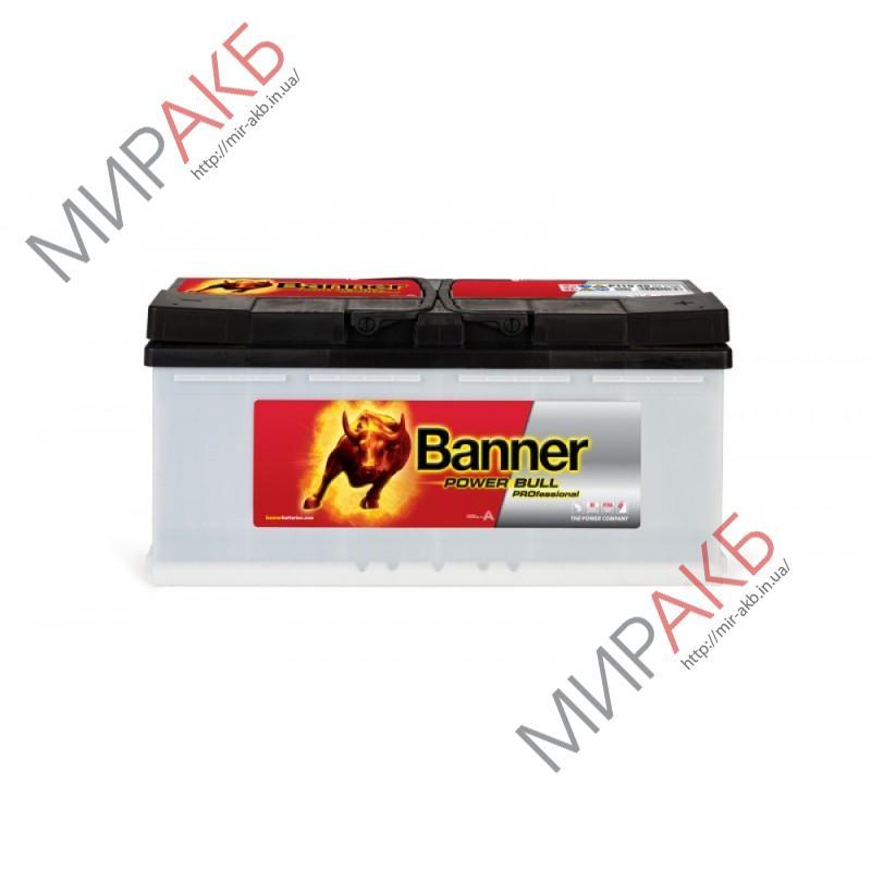 Аккумулятор  BANNER 110Ач  SILVER DYNAMIC 850 A 393/175/190