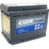 Аккумулятор EXIDE 64Ач   640 A  242/175/190