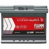 Аккумулятор FIAMM 60Ач   540 A  242/175/190