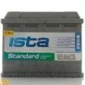 Аккумулятор ISTA 60Ah   540A  242/175/190