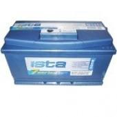 Аккумулятор ISTA 7  100Ah   850A  353/175/190