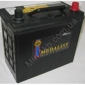 Аккумулятор  MEDALIST   45Ah  330 A  азия  238/129/225