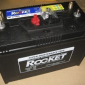 Аккумулятор  ROCKET 120Ah USA (шпилька)  1000A  330/175/240