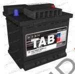 Аккумулятор  TAB 50Ач  450А  207/175/190