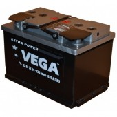Аккумулятор Vega  6CT-77Ah 620a 276/175/190