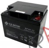 Промышленные аккумуляторы- технологии AGM BB BP 40-12/В2