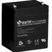 Промышленные аккумуляторы- технологии AGM BB BP 4-12/T1