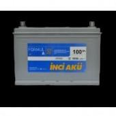 Аккумулятор  YIGITAKU100Ач азия  760А  310/175/232