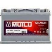 Аккумулятор  MUTLU 78Ач  830А  278/175/190