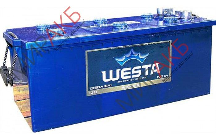 Аккумулятор WESTA 192Ah   1350A  513/223/223