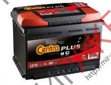 Аккумулятор CENTRA 62Ач   540 A  242/175/190