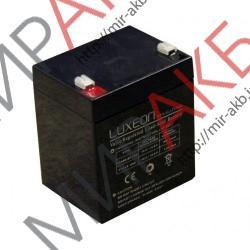 Промышленные аккумуляторы- технологии AGM LUXEON LX1250 12-5