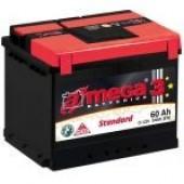 Аккумулятор  amega м3 /Energy Box 6СТ- 60Ah   540A  243/175/190
