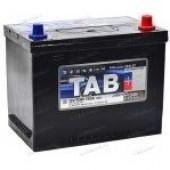 Аккумулятор  TAB 75Ач  740А азия 262/175/226