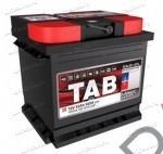 Аккумулятор  TAB 54Ач  510А  242/175/175