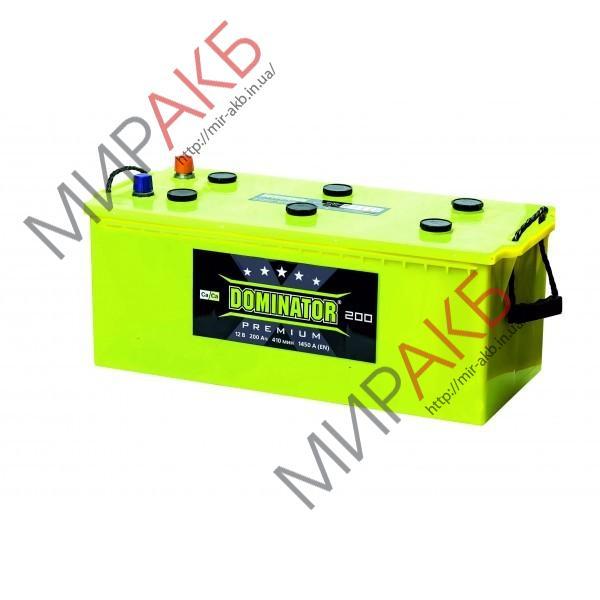 Аккумулятор DOMINATOR  6CT-200Ah 1300A 513/223/217