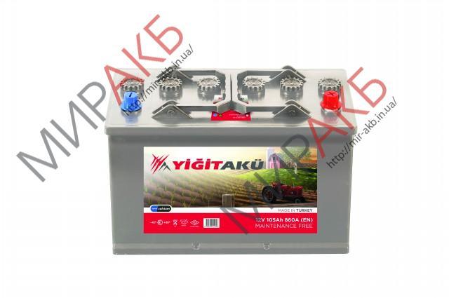 Аккумулятор  YIGITAKU 60(45)Ач 430 А азия 237/127/222